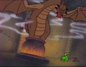 Dungeons & Dragons Series 1 Episode 1: Dragon