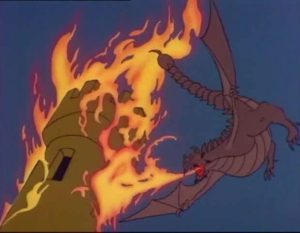 Dungeons & Dragons Series 1 Episode 1: Fire