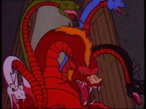 Dungeons & Dragons Series 1 Episode 1: Tiamat
