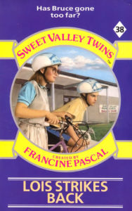 Sweet Valley Twins 38: Lois Strikes Back by Jamie Suzanne
