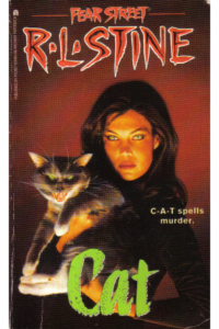 Fear Street 45 Cat by R. L. Stine