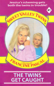 Sweet Valley Twins 41 The Twins Get Caught by Francine Pascal