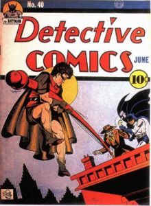 Detective Comics 40 The Murders of Clayface