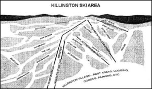 Killington Ski Routes - Making Out #5: Claire Gets Caught
