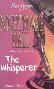 Diane Hoh - Nightmare Hall - The Whisperer