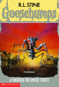 Goosebumps 35: Shocker on Shock Street by R L Stine