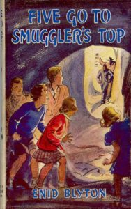 Famous Five - Five Go to Smuggler's Top by Enid Blyton