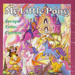 My Little Pony: Escape from Catrina (thumnail)