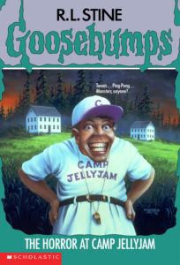 Goosebumps 33 - Horror at Camp Jelly Jam by R L Stine