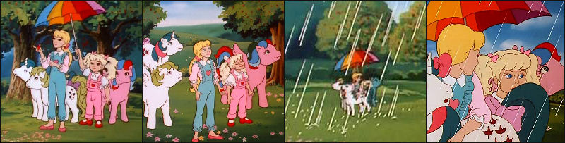 My Little Pony - The Great Rainbow Caper Fail