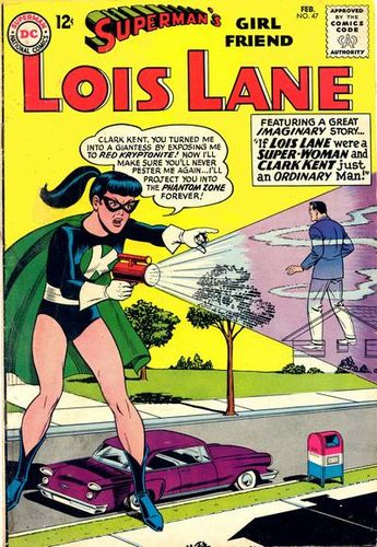 Superman's Girlfriend Lois Lane #47