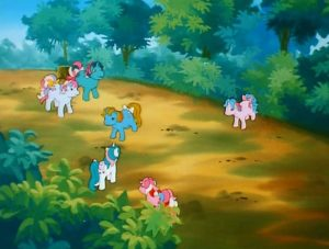 My Little Pony - Sweet Stuff and the Treasure Hunt