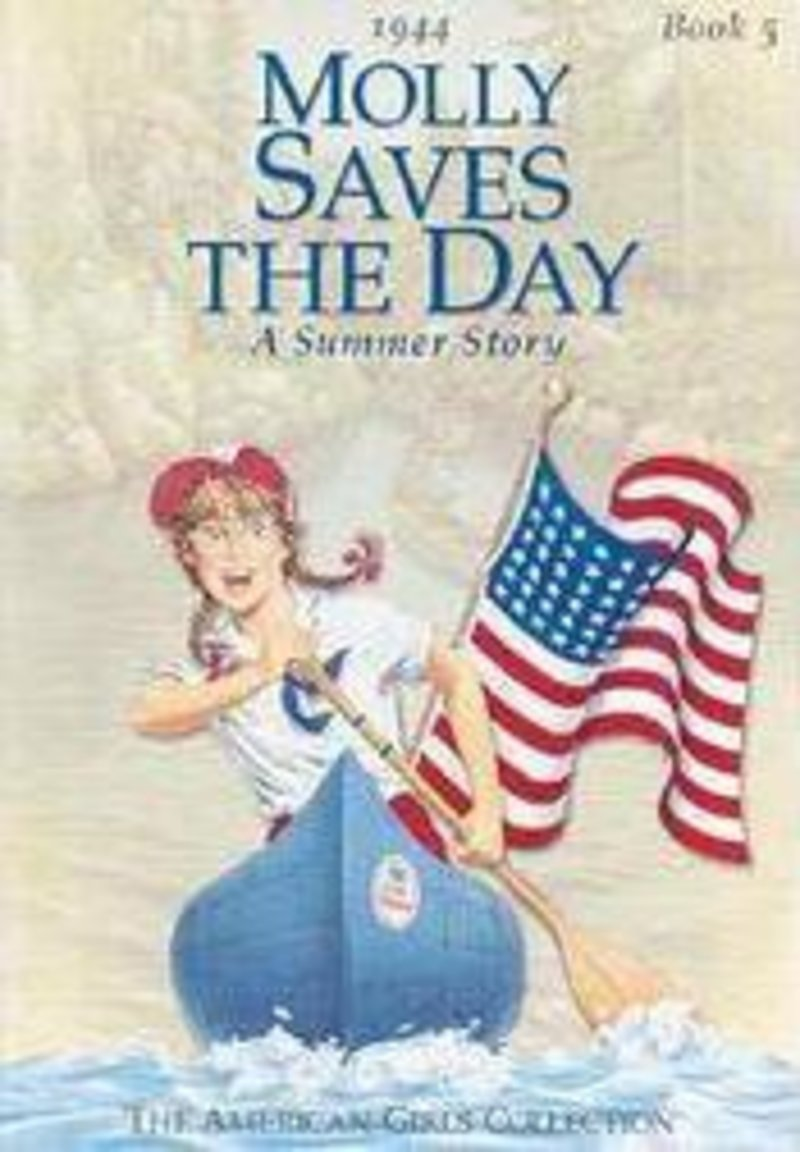 Molly Saves The Day Cover
