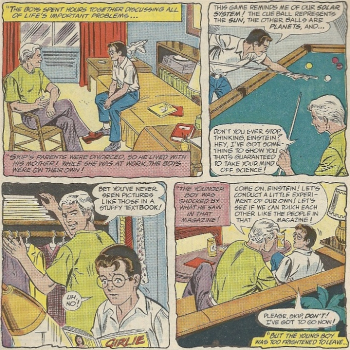 Spider-Man and Power Pack - Peter and Skip