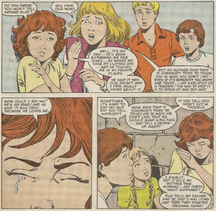 Spider-Man and Power Pack: The Power Pack Find Jane