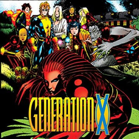 Generation X by Chris Bachalo