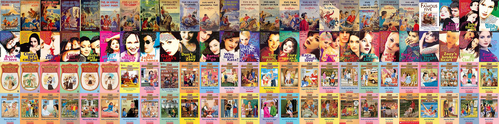 Nostalgic Bookshelf